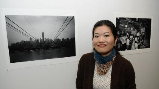上海女孩纽约曼哈顿摄影个展《低城》