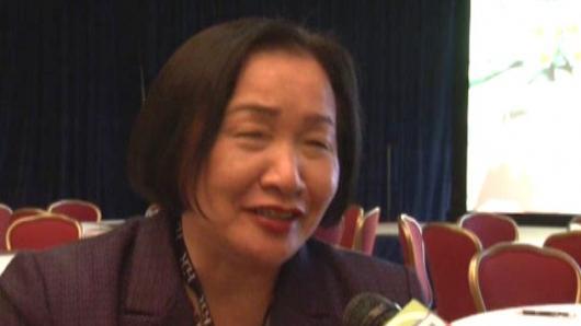 胡锦涛访美(二十五):华裔女市长向胡锦涛要熊猫