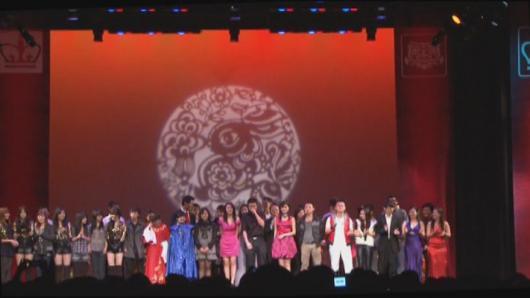 留学生共迎新春 哥伦比亚大学春节联欢