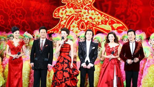 2011春节联欢晚会全程回放