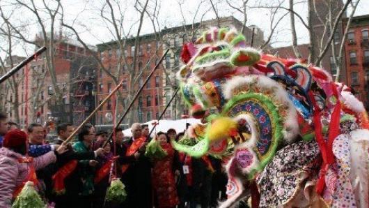 2月6日华埠春节庆祝 预计盛况空前