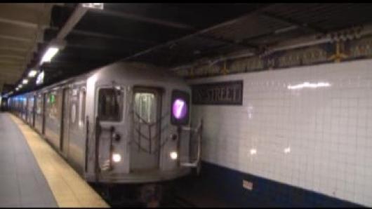 今早7号地铁严重延误 MTA服务每况愈下