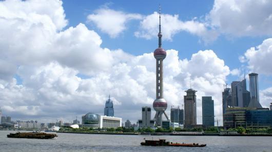 美国中文电视川闽沪行之十(结尾篇)——上海的创新环保型发展模式