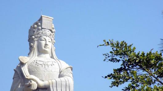 海峡论坛:神秘的妈祖故乡湄洲岛