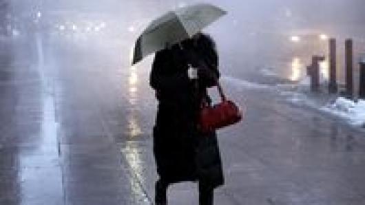 暴雨狂扫大纽约 未来一周天气报