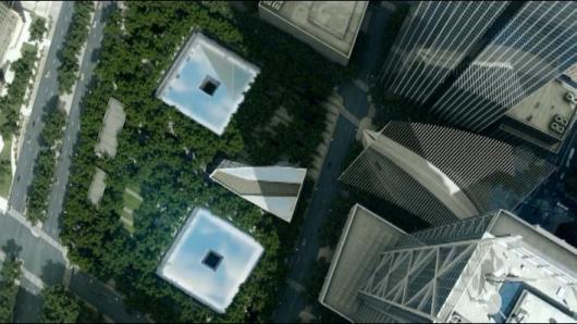 911来自太空站的声音 纪念广场新推广告