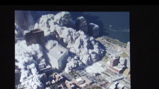 大楼就在我身后倒下  911幸存者的故事