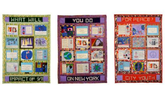 孩子眼中的911 大都会博物馆艺术展今开幕