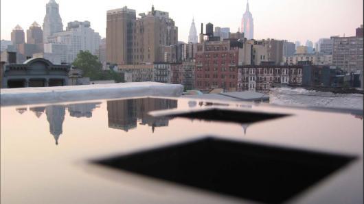 911纪念广场设计师:时间不能愈合所有伤口
