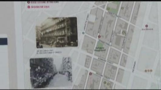 911纪念馆开放在即 华埠制作宣传册迎2万游客