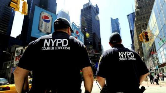 911将近 纽约进入反恐高度警备状态