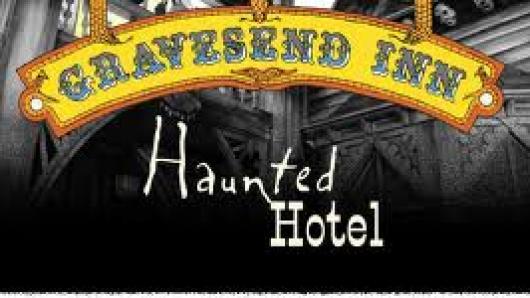 恐怖旅馆!万圣节一夜惊魂