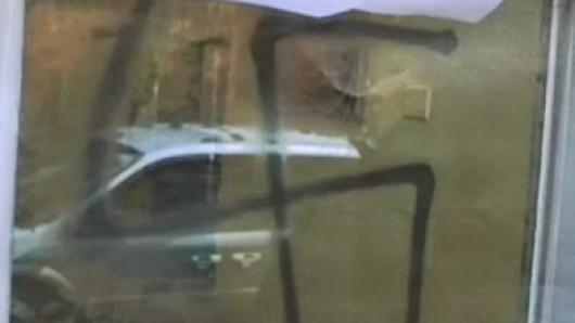 纳粹标志涂鸦 皇后区一男被控罪