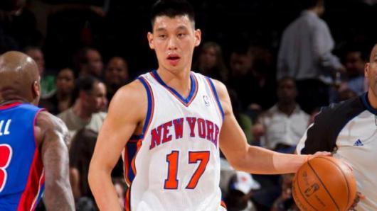 NBA华裔球员刮起旋风 林书豪成亚裔球迷新宠