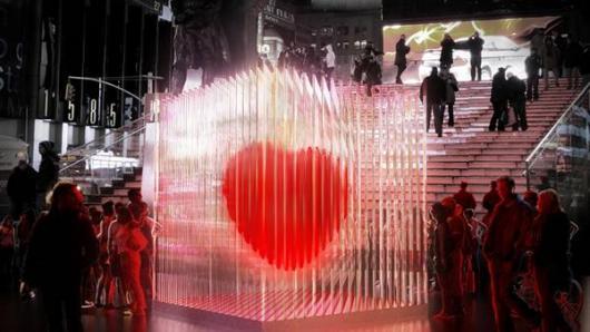 《中文快车》周末好去处-爱上纽约 爱上情人节