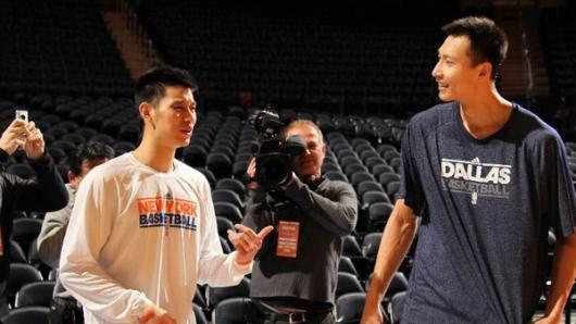 NBA境遇两重天易建联坦然接受