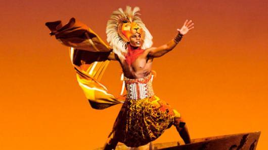 百老汇《狮子王》背后的传奇