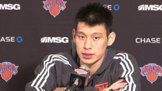 林书豪:我的成功可以复制