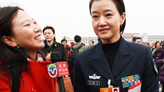 两会花絮--中国红篇