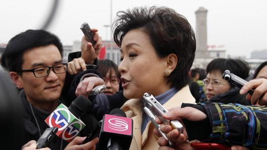 杨澜:走过十年 二度呼吁慈善立法