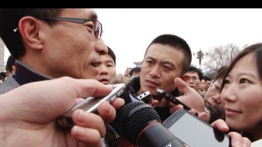 """巩汉林:对暴利高价房说""""不"""""""