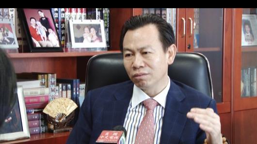 孙庚文:海归创业 直面困难