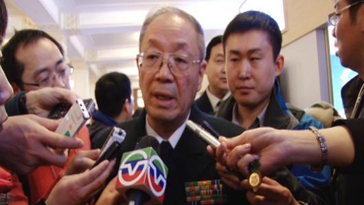 尹卓:中国军费预算增长并不过快