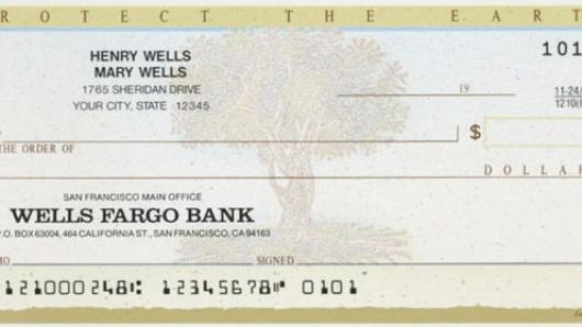 联邦新政社安支票明年停寄