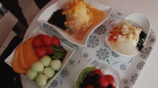中文美食系列:甜品小站