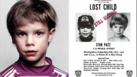 6岁男童帕兹失踪33年 凶嫌受到自杀监视