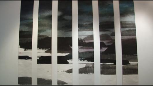 水墨香港  456画廊冯永基作品展