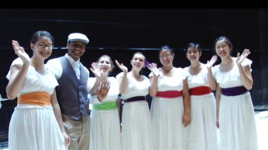 唱响北京  纽约青年合唱团将赴中国