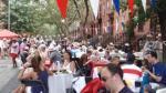 法国国庆日 布鲁克林法国美食节嗨翻天