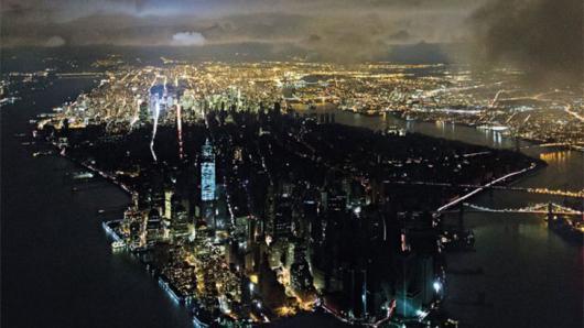 珊迪启示录 强大又脆弱的纽约电网