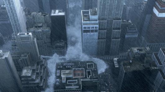"""纽约的""""后天"""" 珊迪启示录之洪水来袭"""