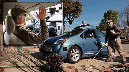 科幻梦照进现实 无人驾驶汽车离你有多远?