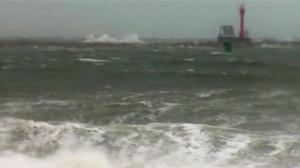 冬季风暴来袭 美东沿海警惕洪灾