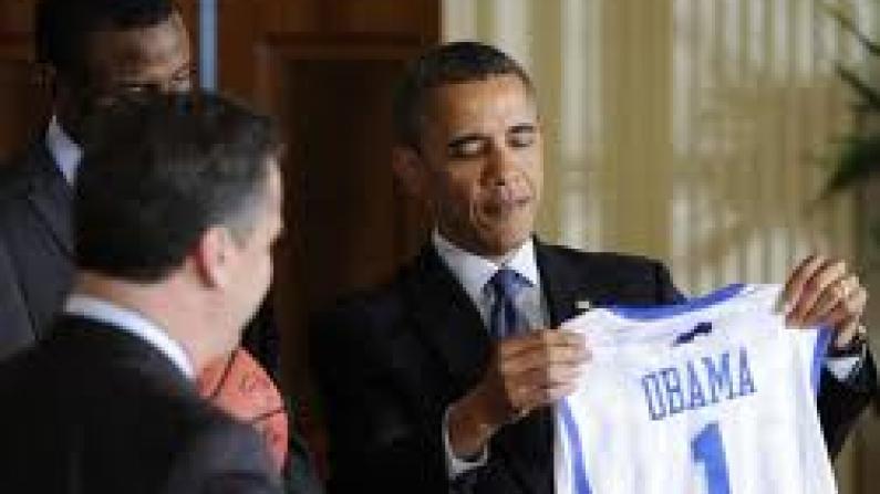 奥巴马看好印第安纳一路夺冠