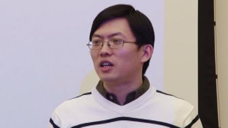 纽约中国人才交流会 华人精英分享励志故事