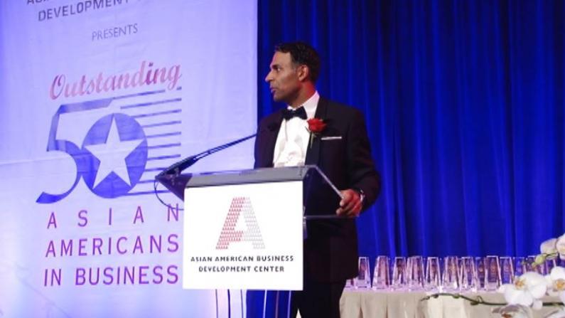亚裔五十杰出企业家颁奖 展示亚裔影响力