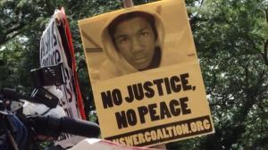 马丁案被告无罪释放 纽约爆发示威抗议