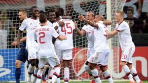 AC米兰晋级欧冠32强 小组赛抽签明举行