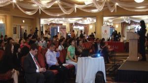 第二届国际商业展览会法拉盛举行