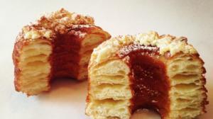 CRONUT! 羊角甜甜圈疯狂纽约!