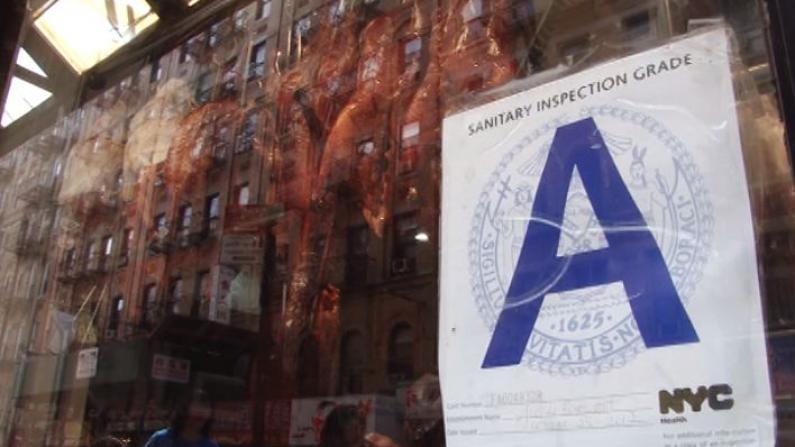 减罚款 救商家 餐馆卫生评级改革法案通过