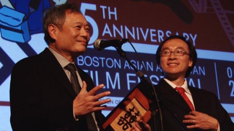 李安携《喜宴》出席波士顿亚裔电影节