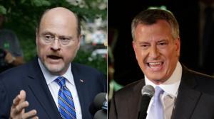 新任纽约市长即将产生 白思豪 罗德 最后冲刺
