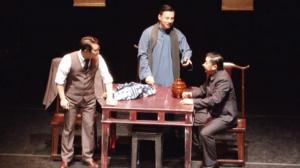 南大校园神剧《蒋公的面子》 波士顿上演