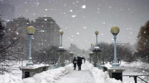 麻州再迎冬季风暴 超低温度来袭