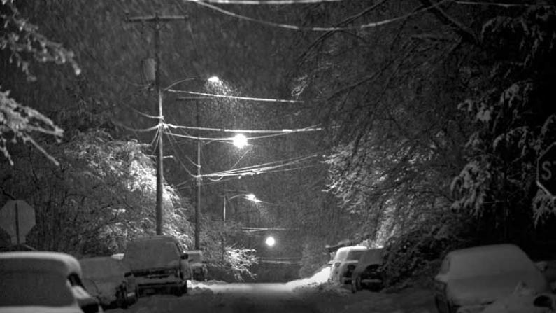 低温 强风 积雪 新泽西今夜战暴风雪